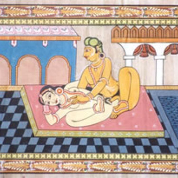 Orgasmic Yin Mudra for Orgasmic Pleasure